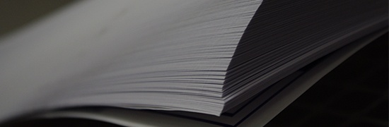 Selecting the Right Paper for your Book's Interior Pages
